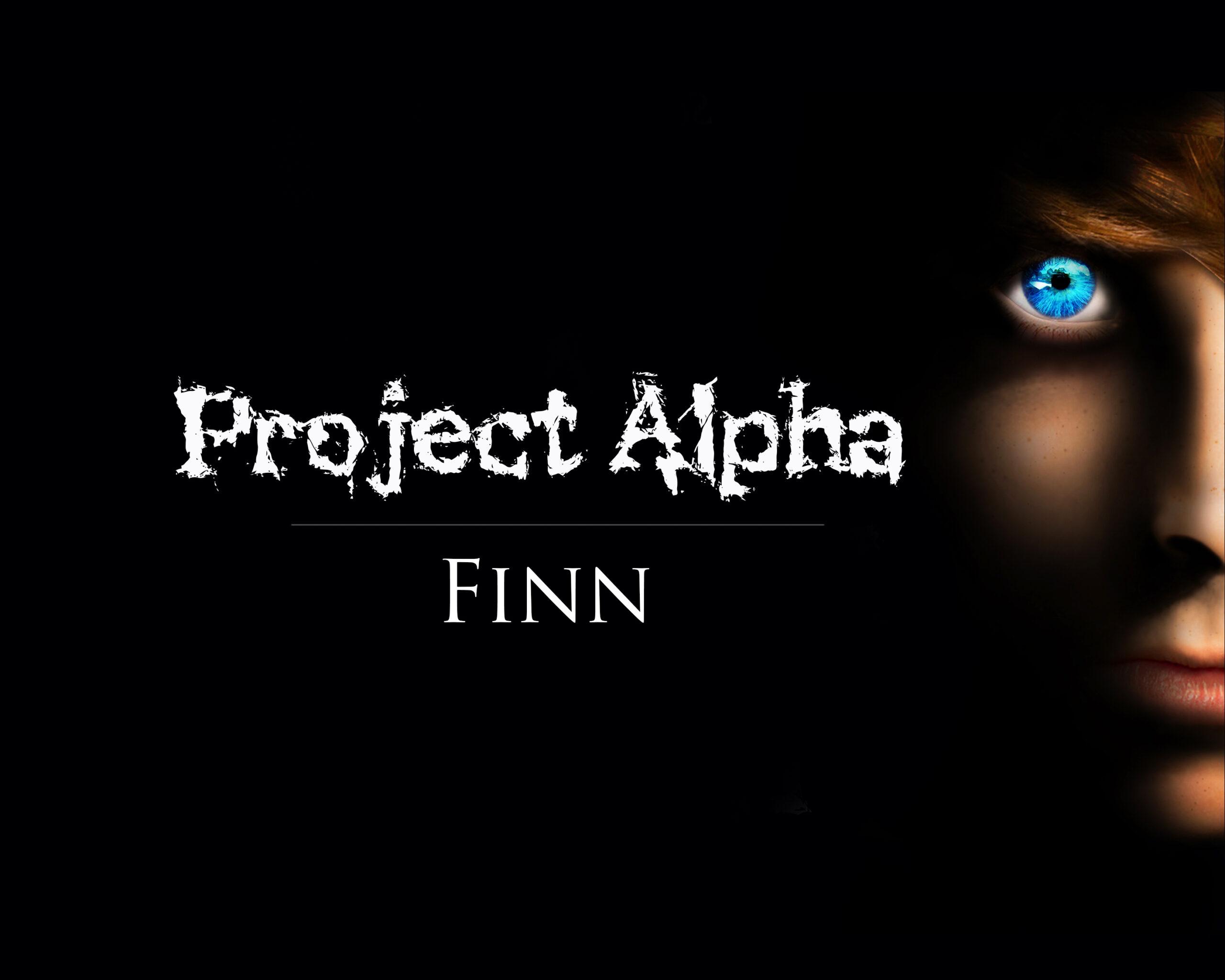 Project Alpha - Finn A1 2296